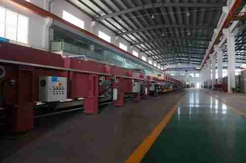 shenzhen dragon glass large area glass coating line