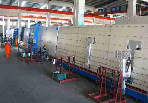 Shenzhen dragon glass insulated lines