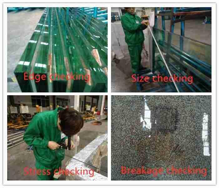 Top 10 fabricant de verre trempé en Chine avec un bon prix 1 fabricant de verre trempé