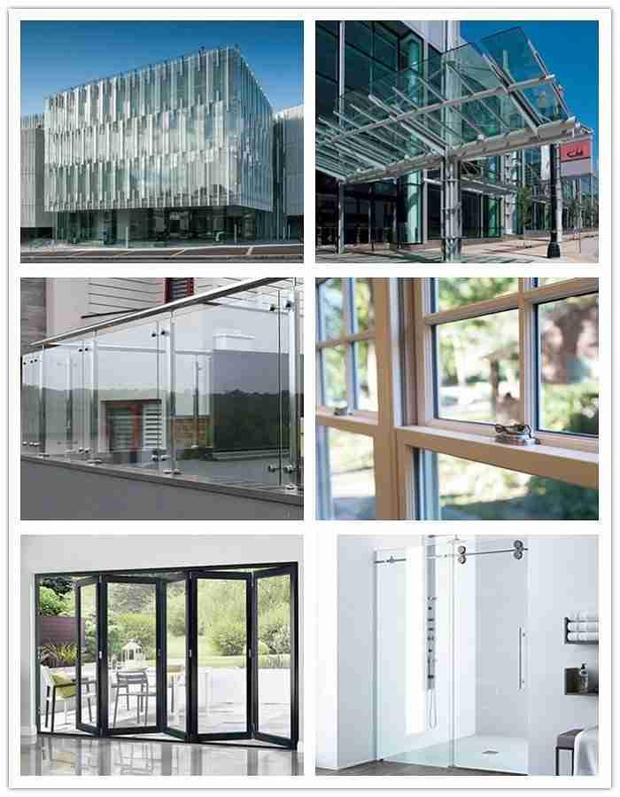 Top 10 fabricant de verre trempé en Chine avec un bon prix 2 fabricant de verre trempé
