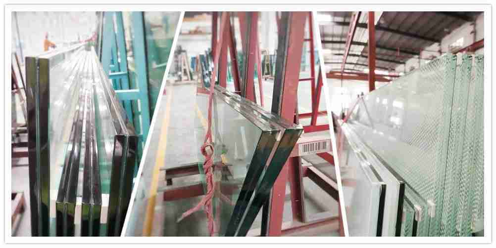 Shenzhen Dragon Glass laminated tempered glass products
