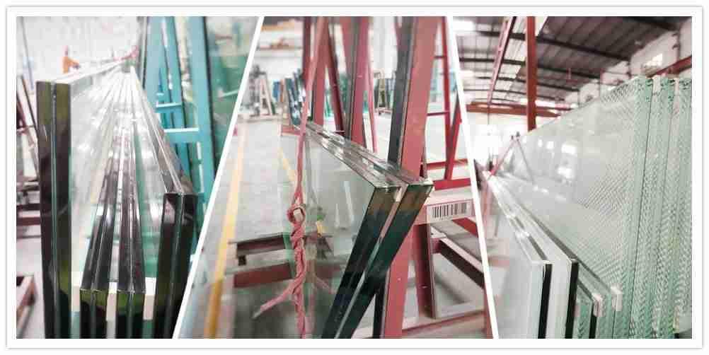 Shenzhen Dragon Glass stratifié verre trempé produits