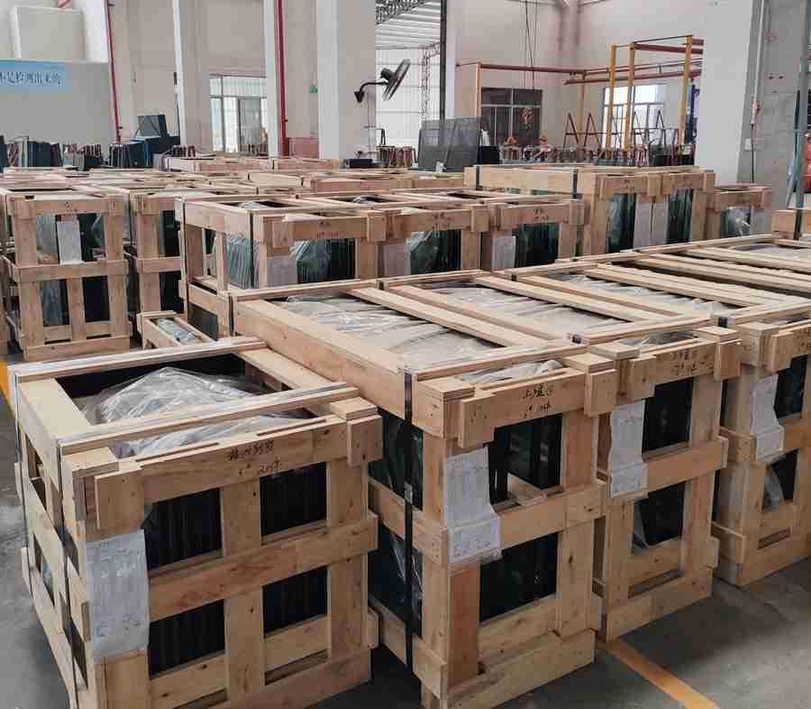Shenzhen Dragon Glass emballage fort