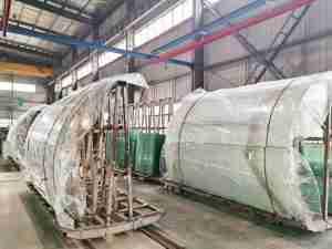 Melhores fornecedores de vidro curvo da China