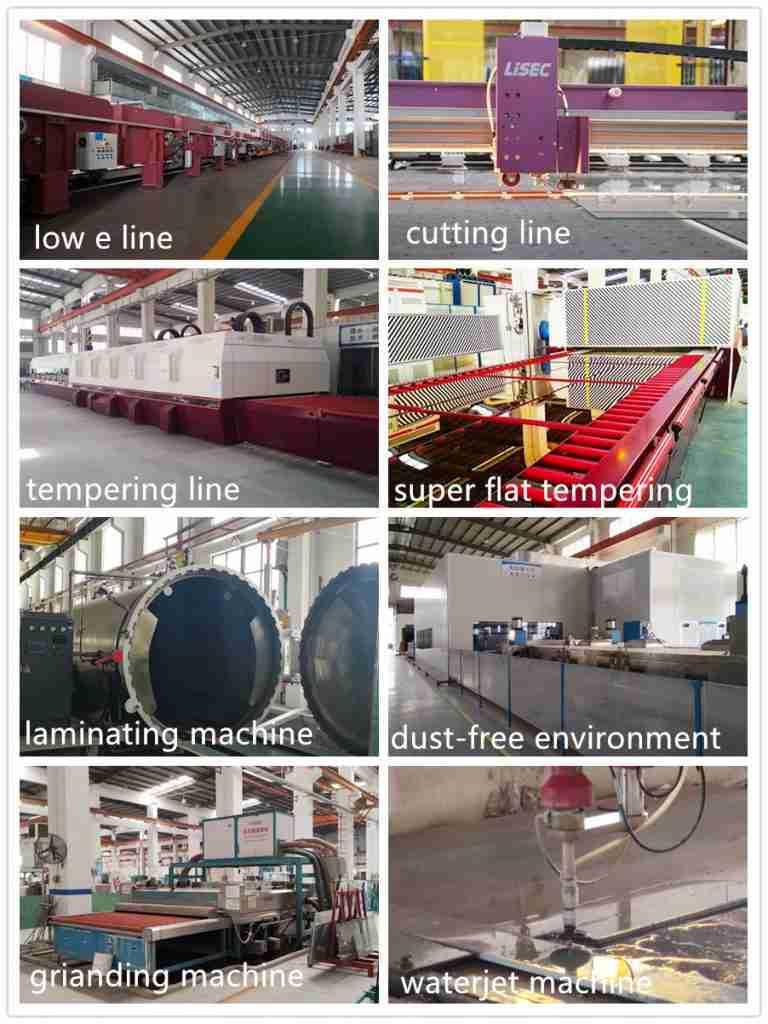 Shenzhen Dragon Glass machines