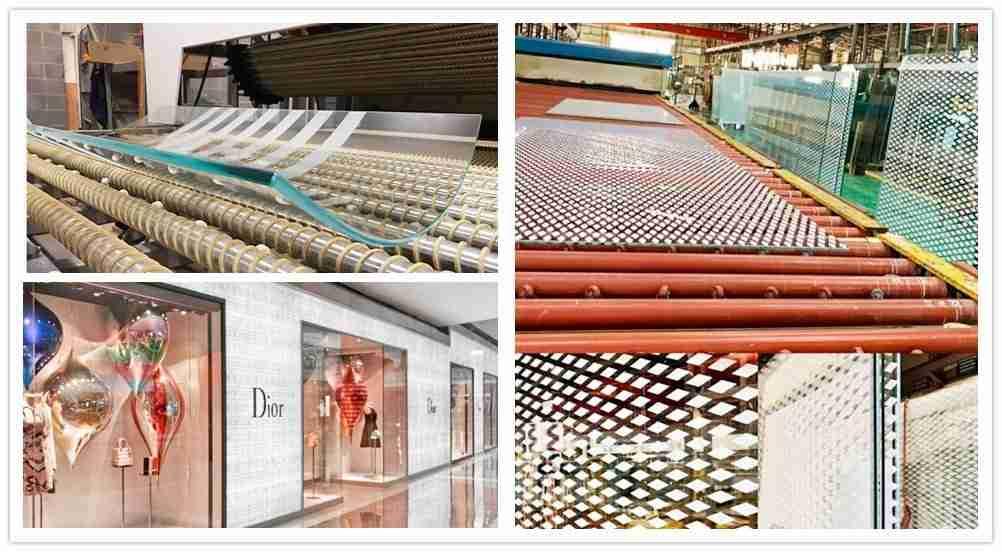 China Top 3 fabricantes de vidro de impressão de tela de seda barata de boa qualidade 1 vidro barato de impressão de tela de seda
