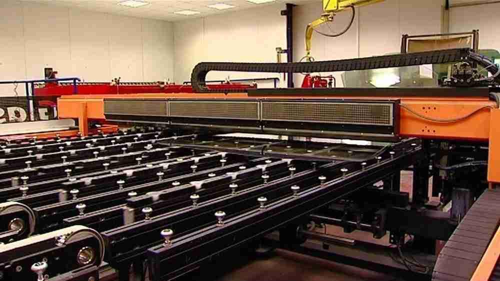 digital printing glass machine
