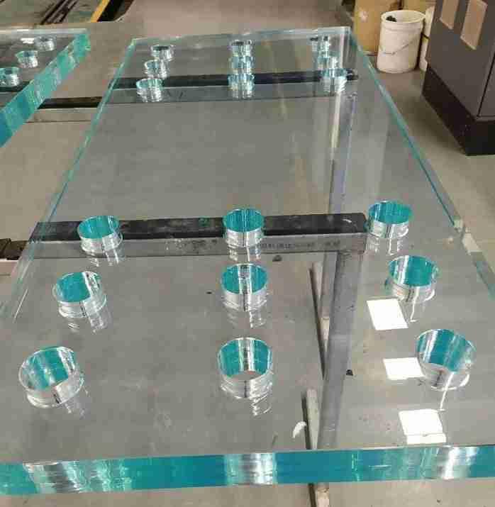Ламинированное стекло SGP